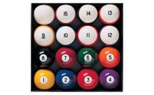 Pocket Balls & Accessories